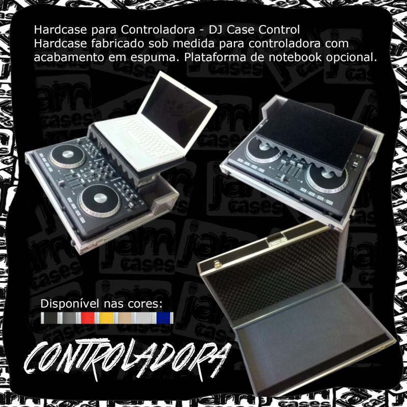 Case mixer dj