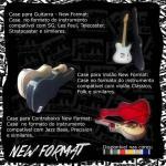 Capas para instrumentos musicais